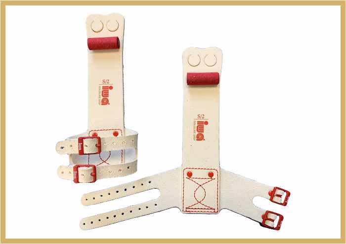 Ringehandschutz mit Schnalle Art 485