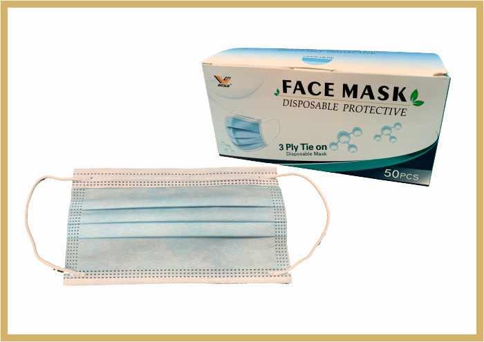 Mund und Nasenschutzmaske Art.52020